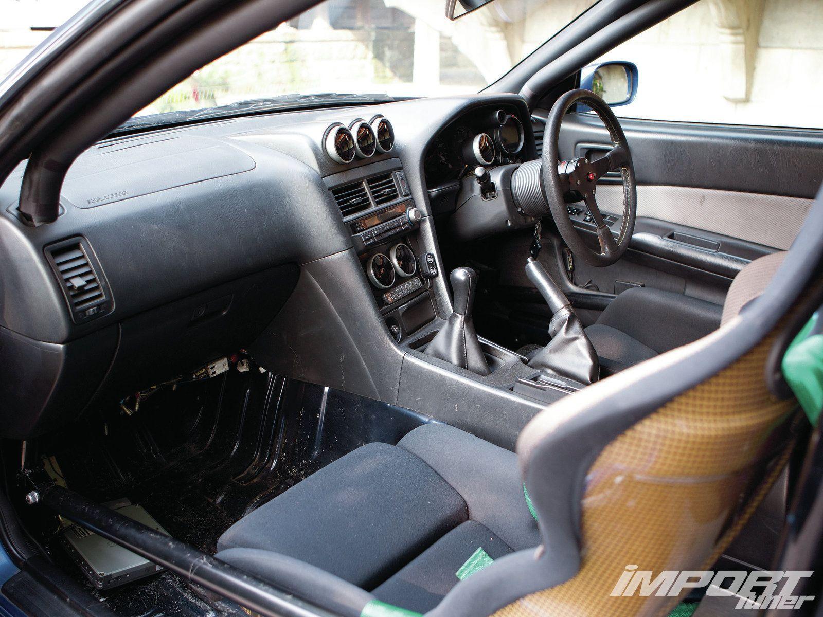 Nissan Skyline X (R34) 1998 - 2002 Sedan #6