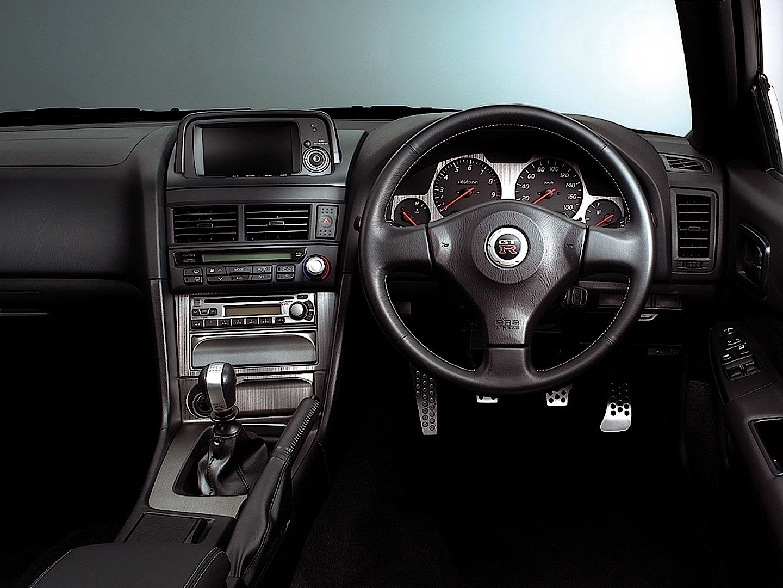 Nissan Skyline X (R34) 1998 - 2002 Sedan #5