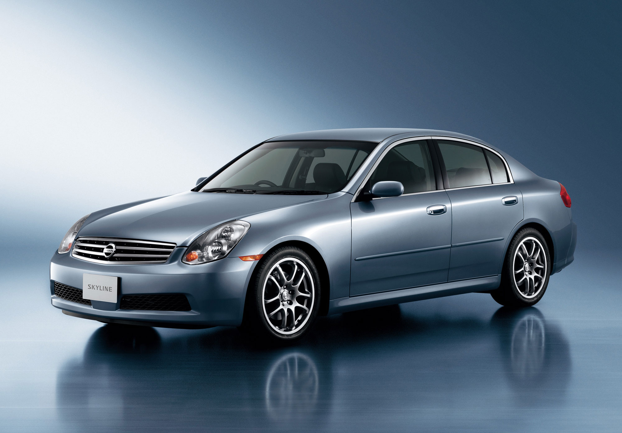 Nissan Skyline XI (V35) 2001 - 2007 Coupe #5