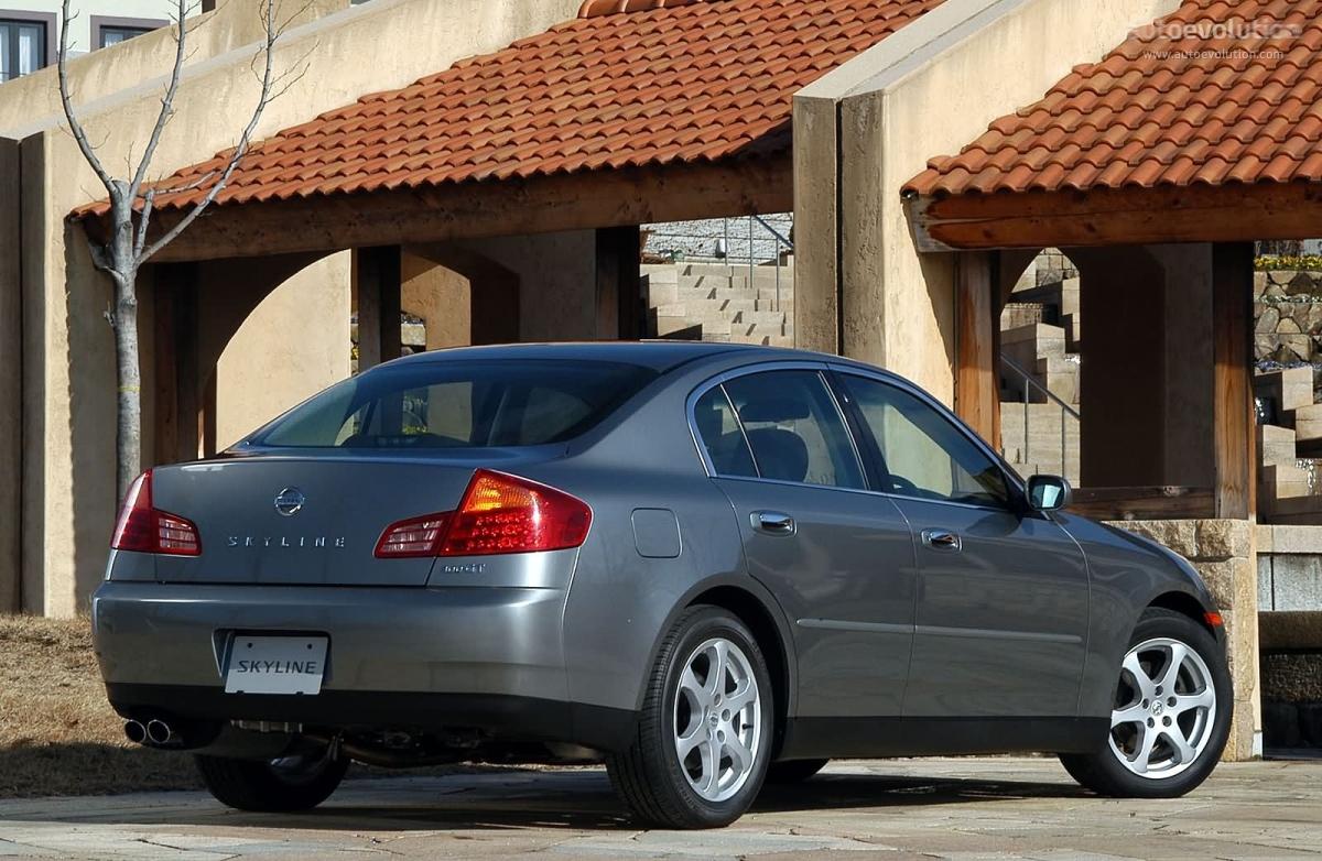 Nissan Skyline XI (V35) 2001 - 2007 Coupe #6
