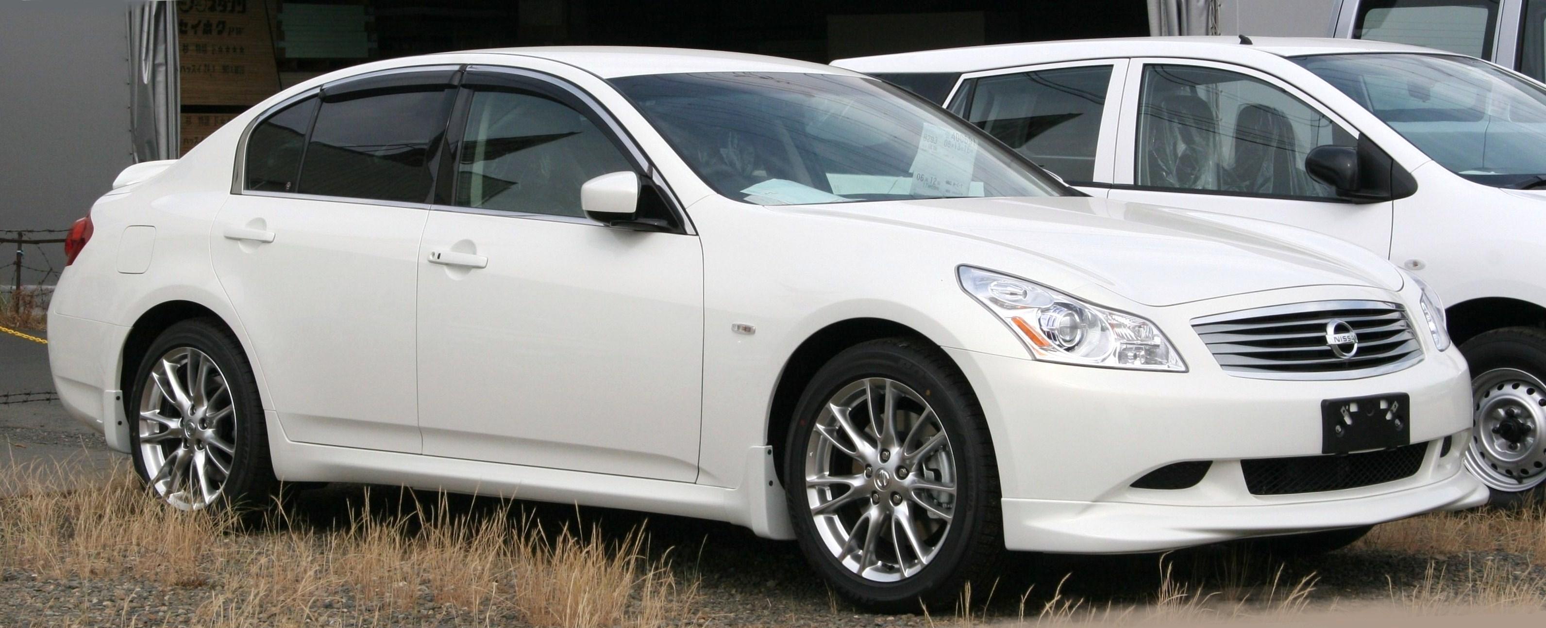 Nissan Skyline XI (V35) 2001 - 2007 Coupe #3