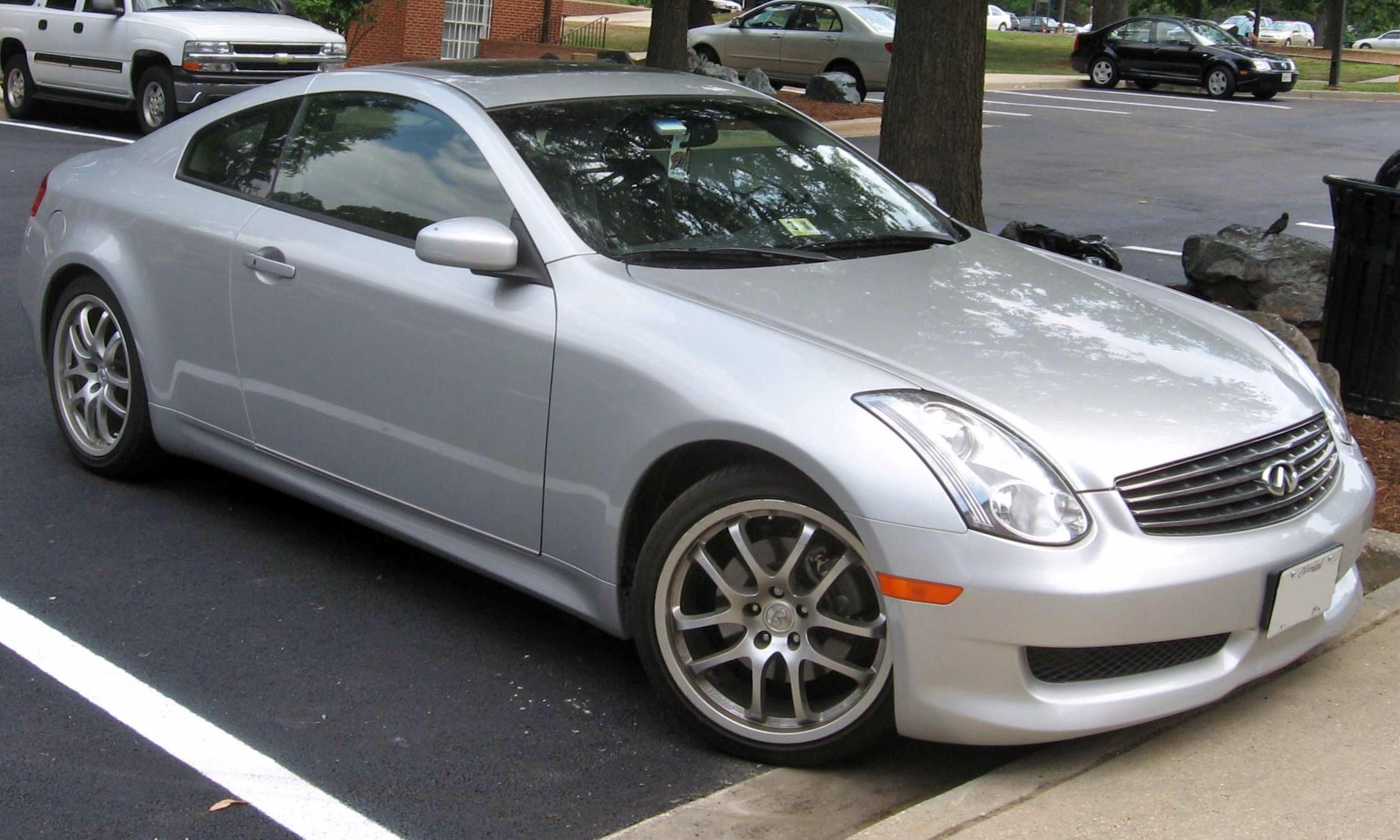 Nissan Skyline XI (V35) 2001 - 2007 Coupe #4