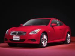 Nissan Skyline XII (V36) 2006 - 2010 Coupe #4