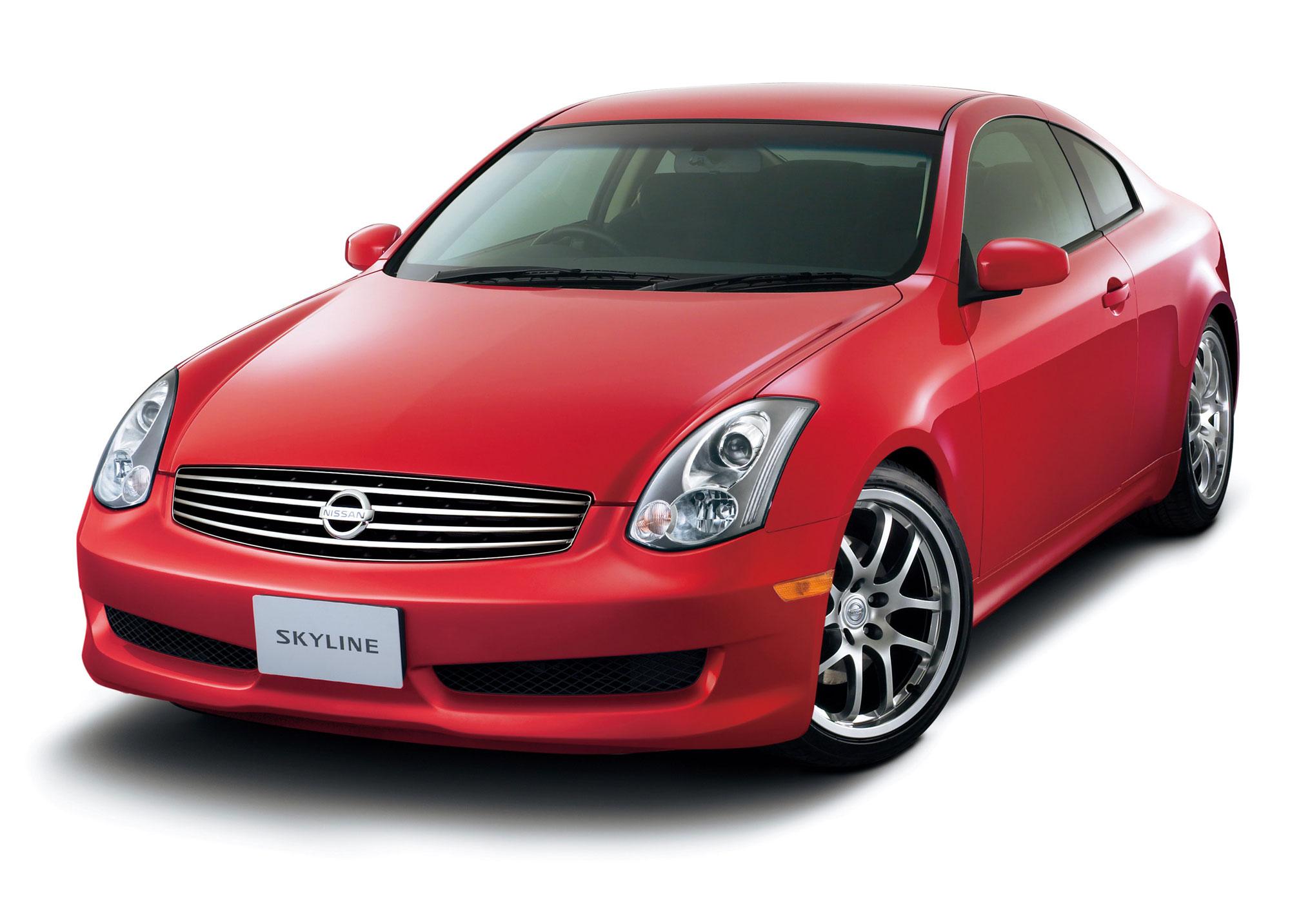 Nissan Skyline XII (V36) 2006 - 2010 Coupe #6