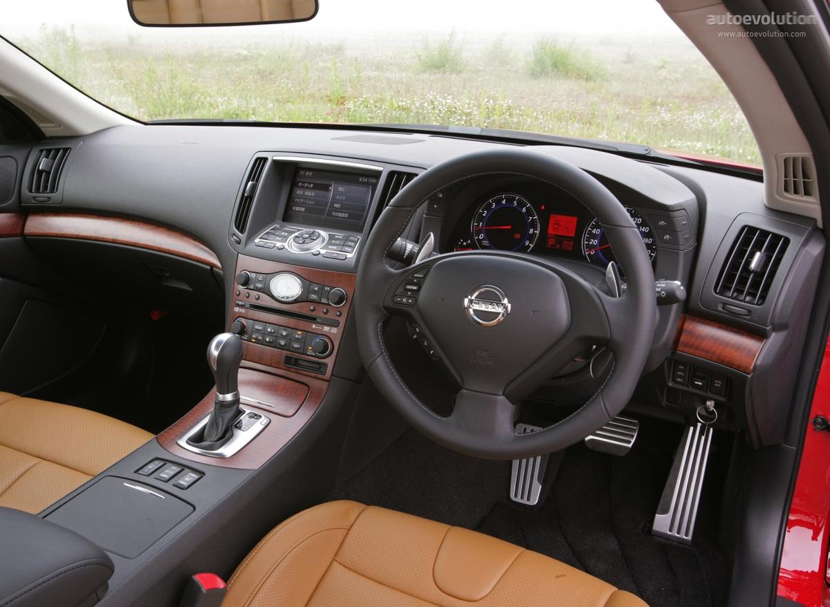 Nissan Skyline XII (V36) 2006 - 2010 Coupe #5