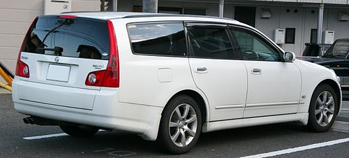 Nissan Stagea I 1996 - 2001 Station wagon 5 door #3