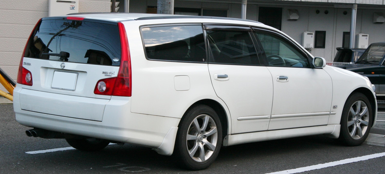 Nissan Stagea I 1996 - 2001 Station wagon 5 door #5