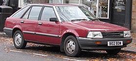 Nissan Stanza I (T11) 1981 - 1985 Hatchback 3 door #3