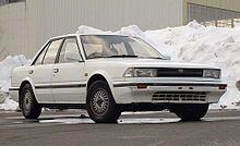 Nissan Stanza II (T12) 1986 - 1989 Sedan #3