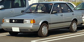 Nissan Sunny B12 1986 - 1991 Coupe #8