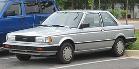 Nissan Sunny B12 1986 - 1991 Coupe #7