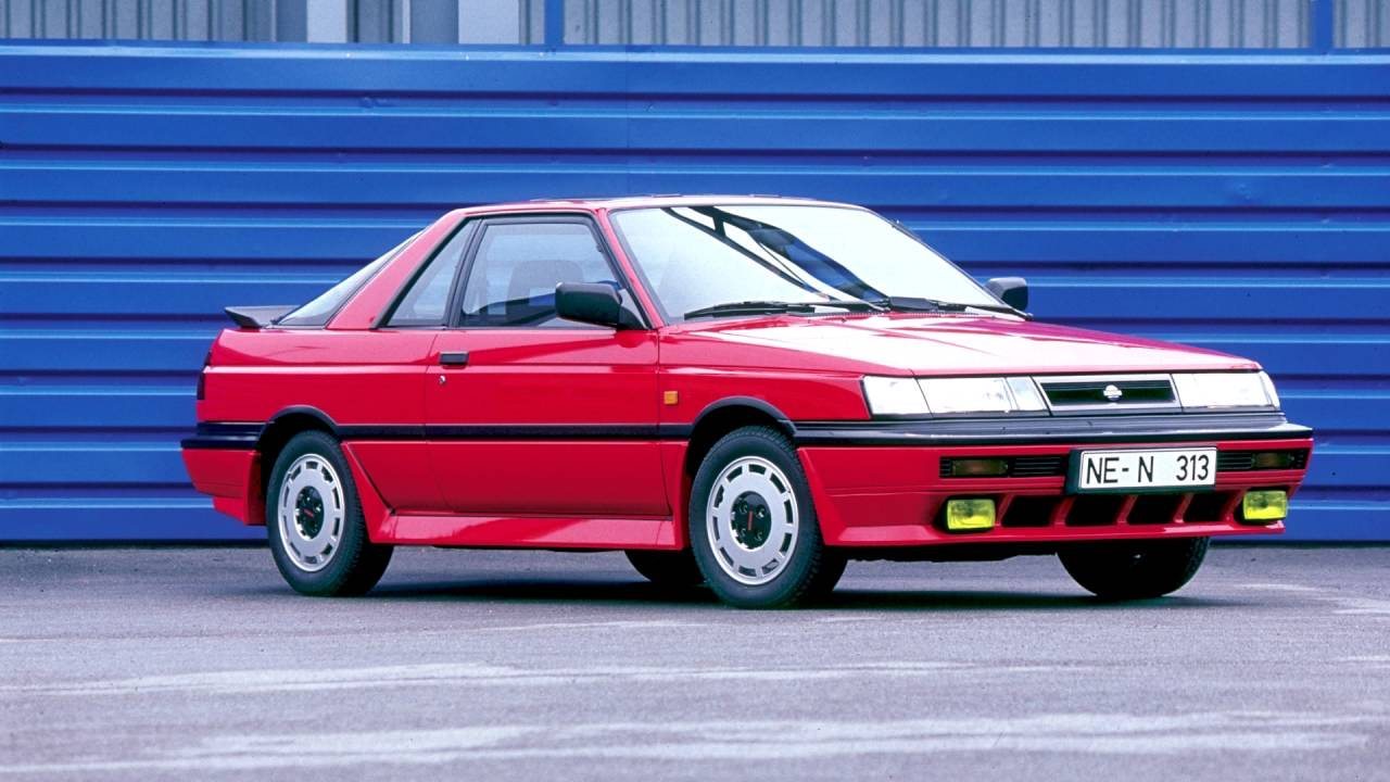 Nissan Sunny B12 1986 - 1991 Coupe #5