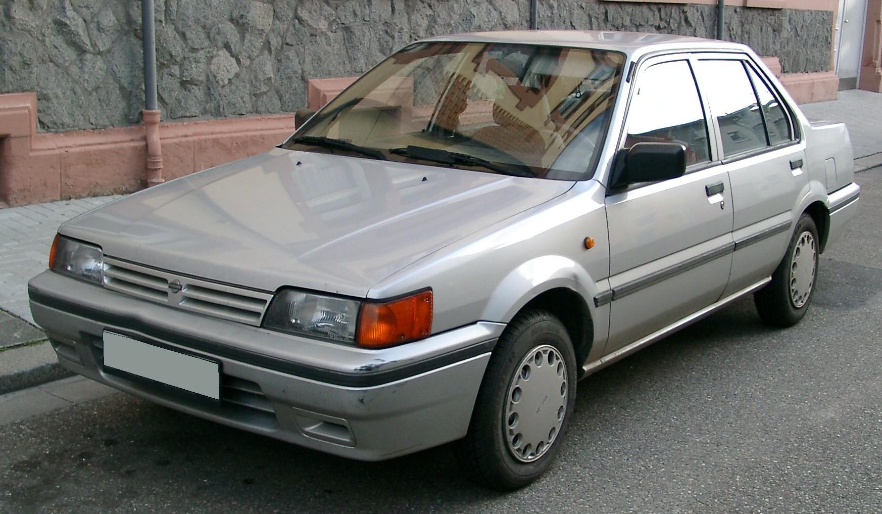 Nissan Sunny N14 1990 - 1995 Hatchback 5 door #1