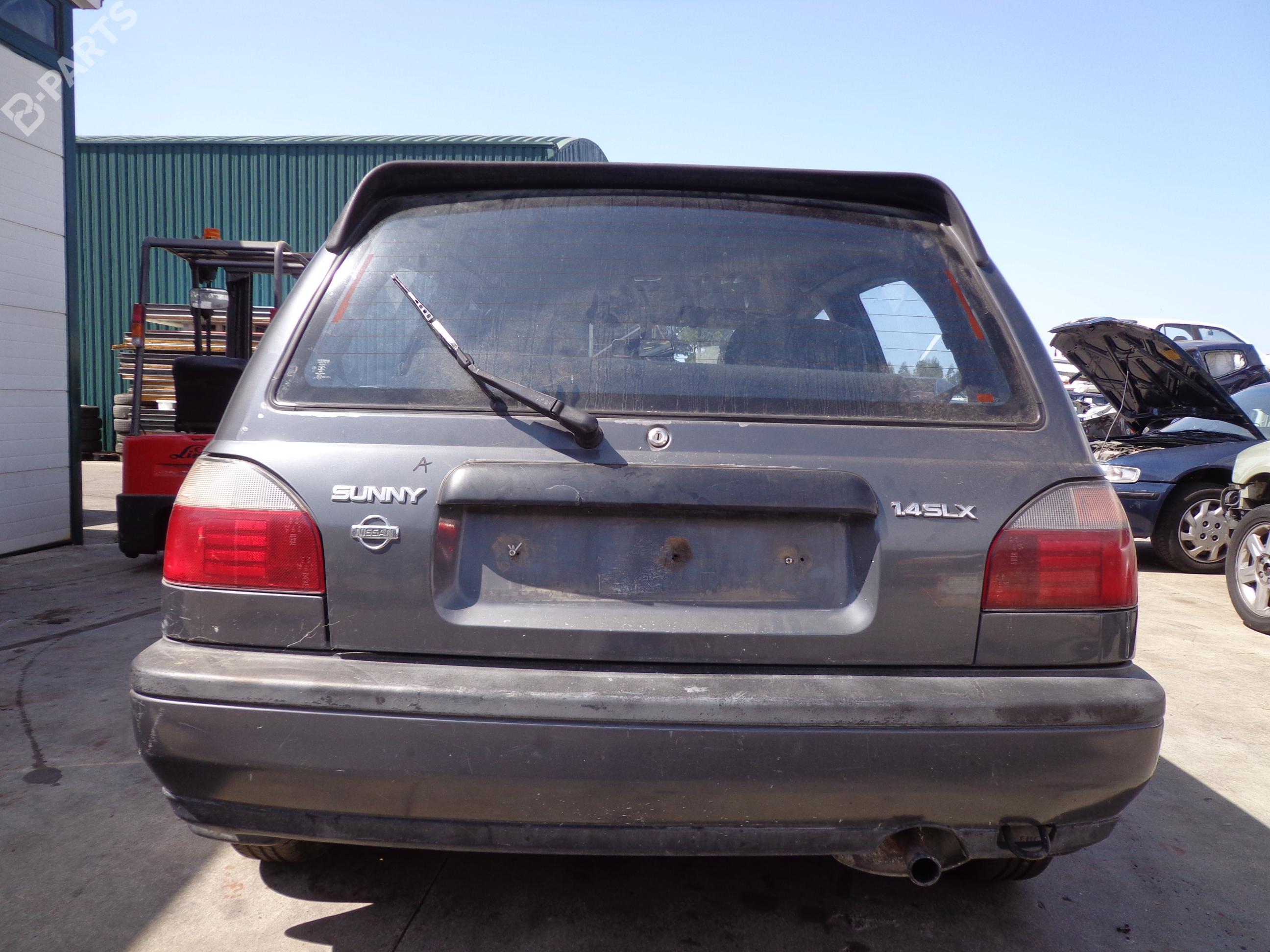 Nissan Sunny N14 1990 - 1995 Hatchback 5 door #3