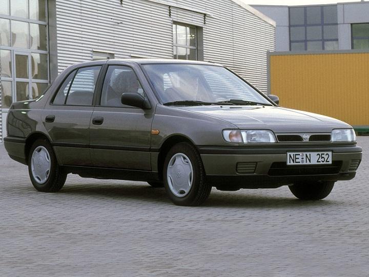 Nissan Sunny N14 1990 - 1995 Hatchback 5 door #4