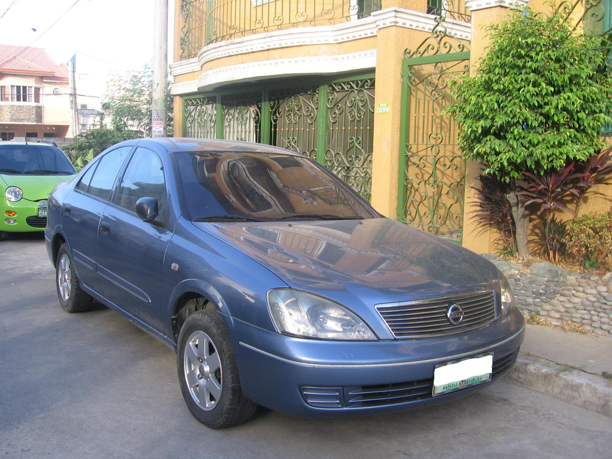 Nissan Sunny N16 2000 - 2005 Sedan #2