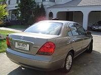 Nissan Sunny N16 2000 - 2005 Sedan #4