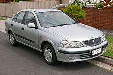 Nissan Sunny N16 2000 - 2005 Sedan #8