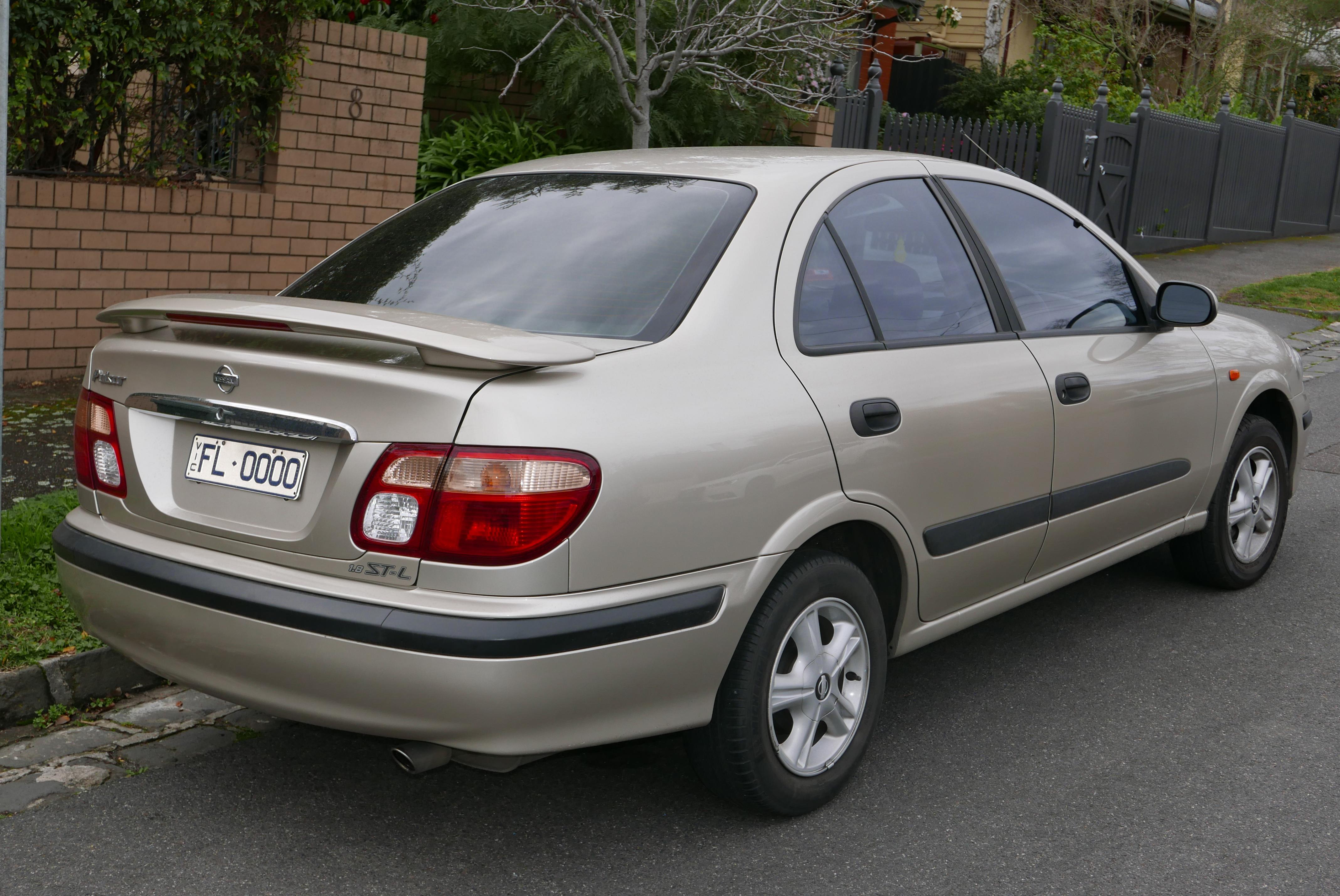 Nissan Sunny N16 2000 - 2005 Sedan #5