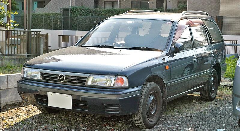 Nissan Sunny Y10 1990 - 2000 Compact MPV #6