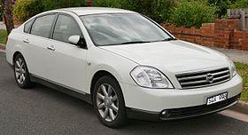 Nissan Teana I 2003 - 2006 Sedan #7