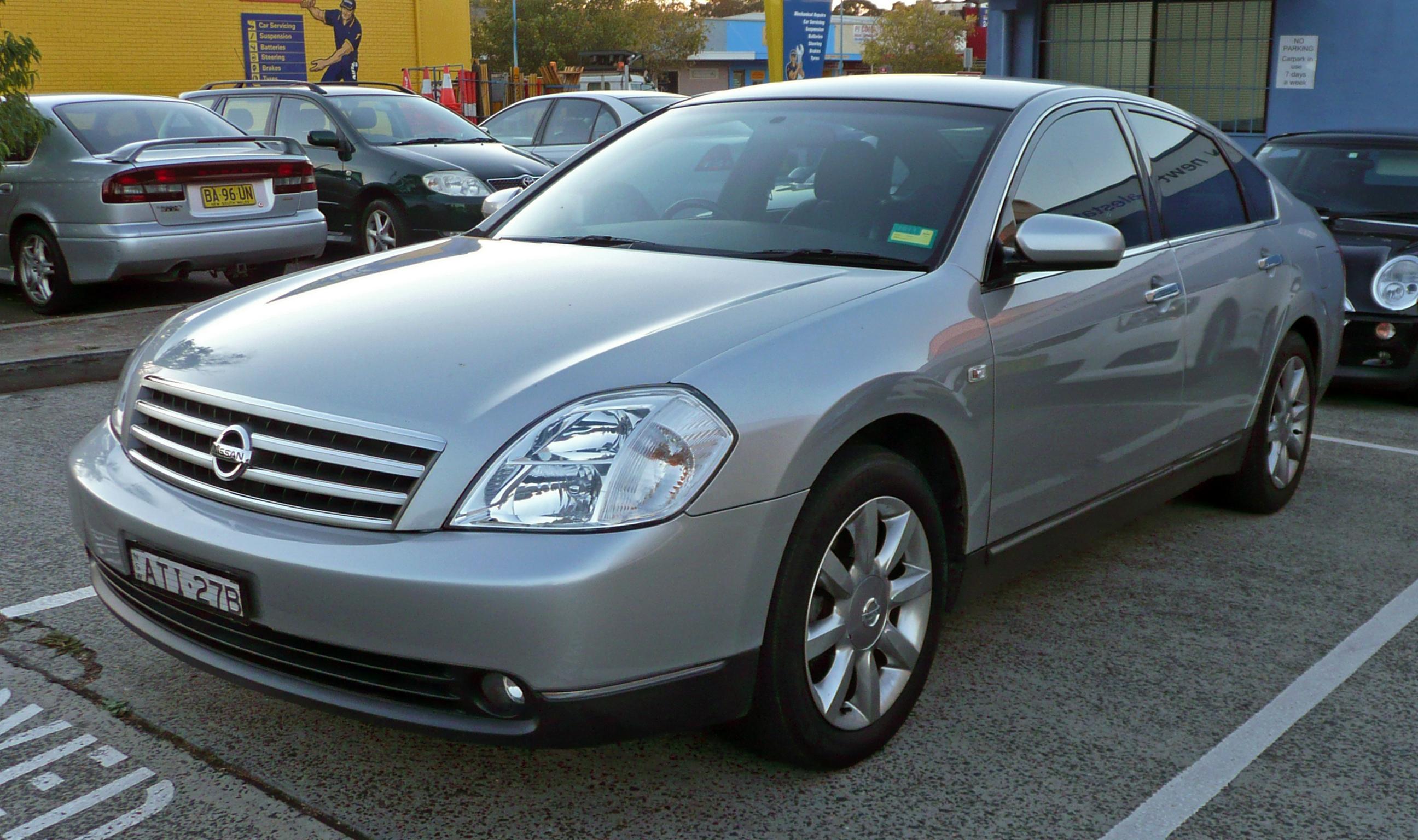 Nissan Teana I 2003 - 2006 Sedan #3