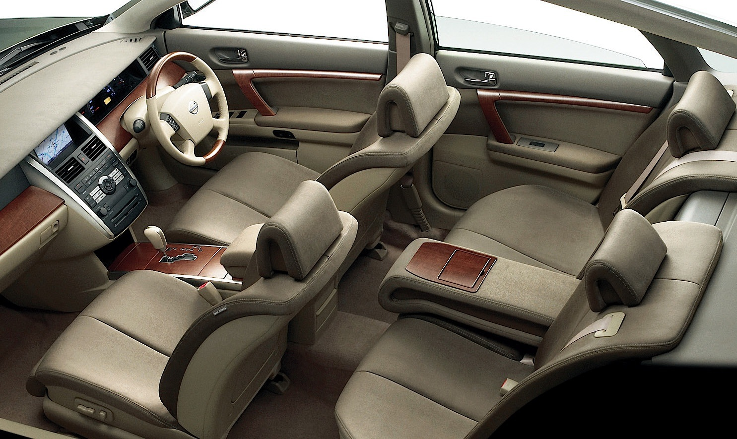 Nissan Teana I Restyling 2006 - 2008 Sedan #7