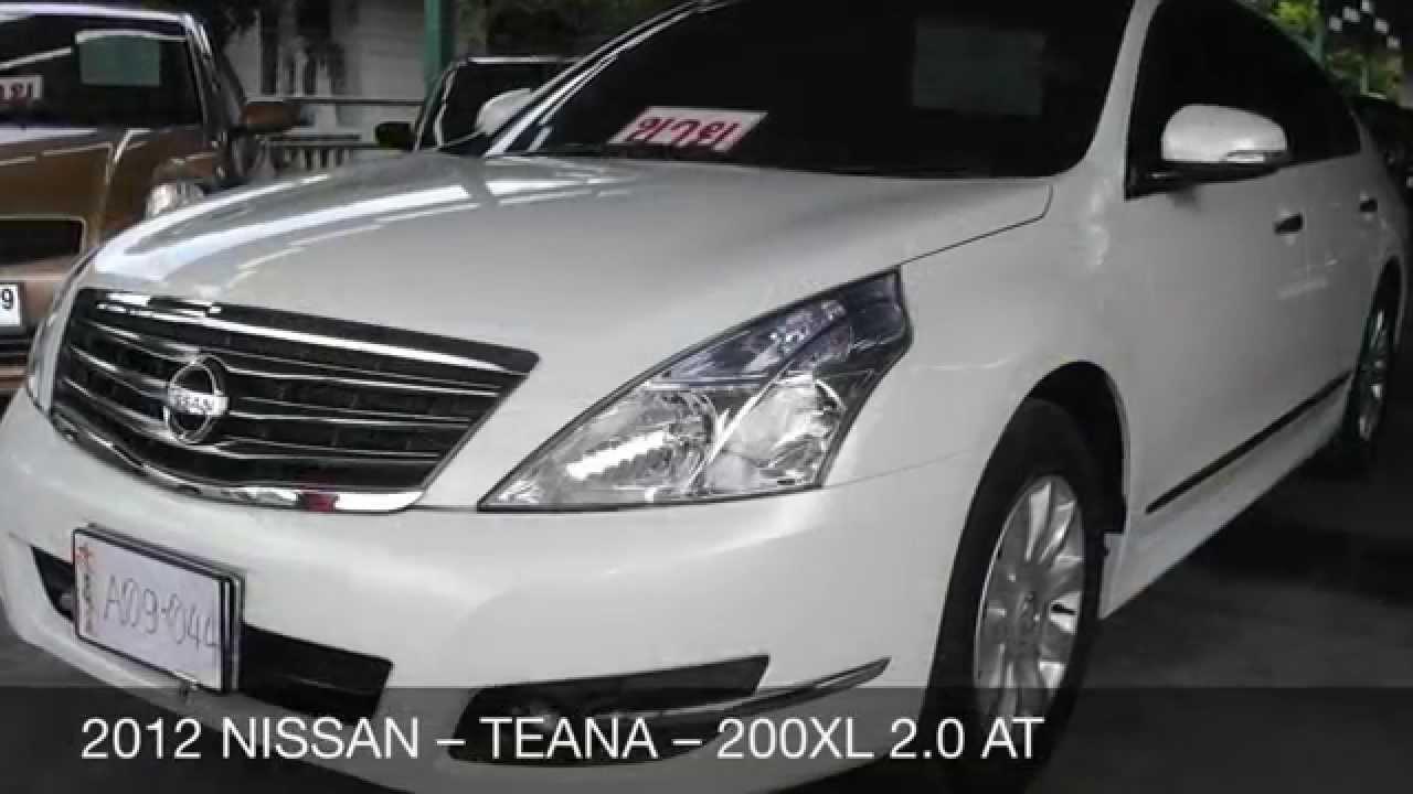 Nissan Teana II 2008 - 2011 Sedan #3