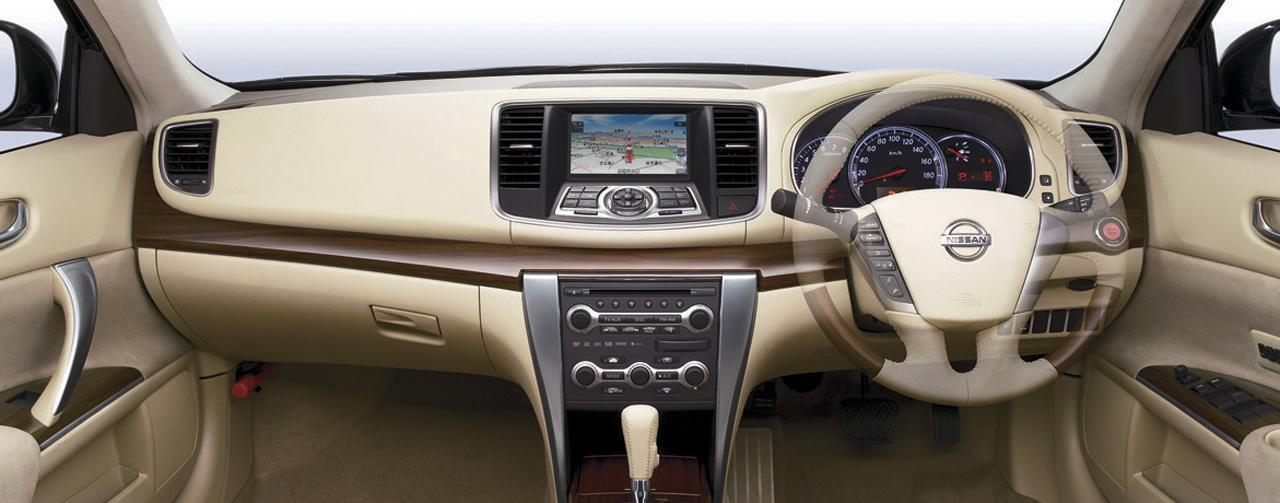 Nissan Teana II 2008 - 2011 Sedan #6