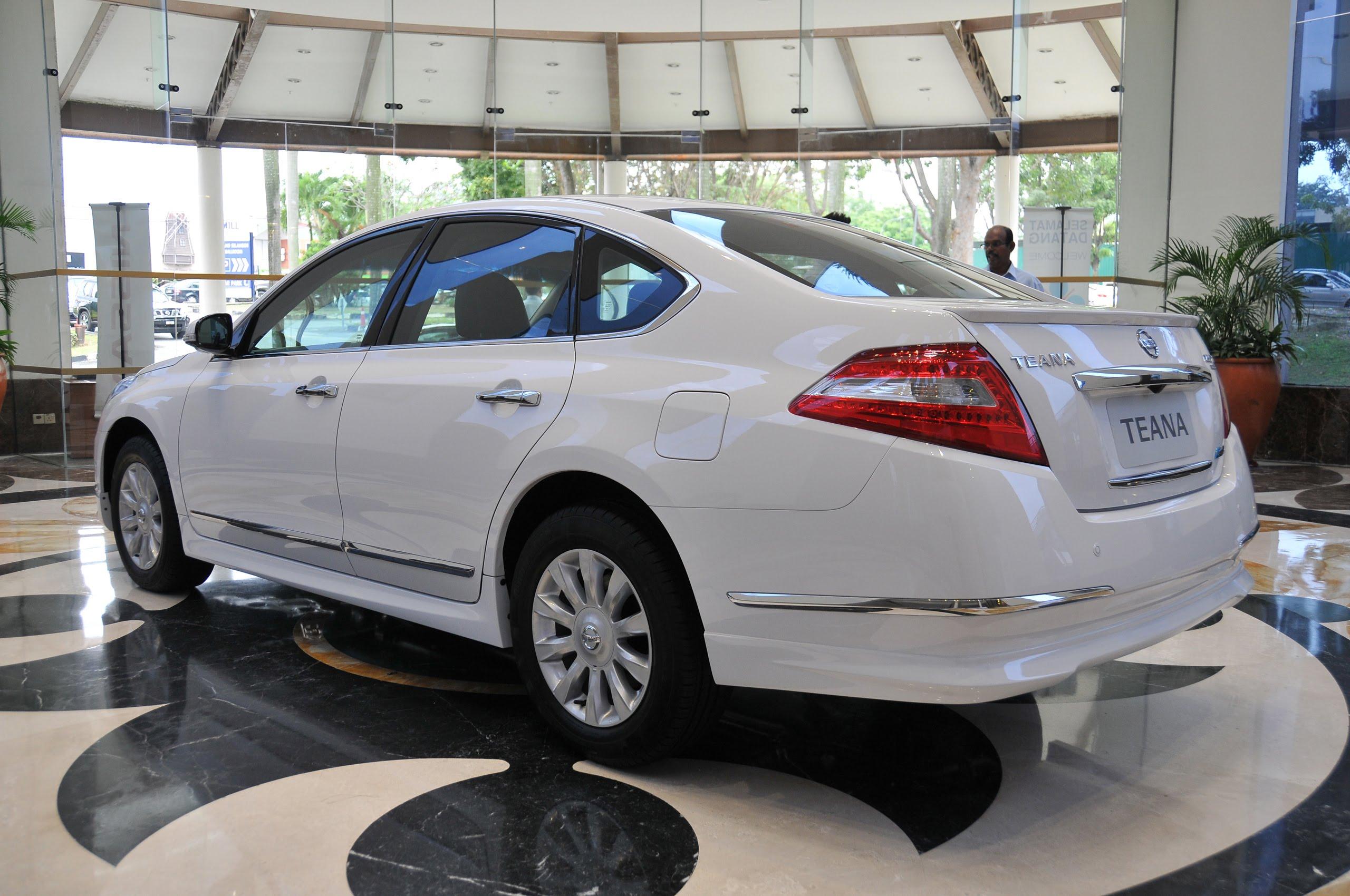 Nissan Teana II 2008 - 2011 Sedan #2