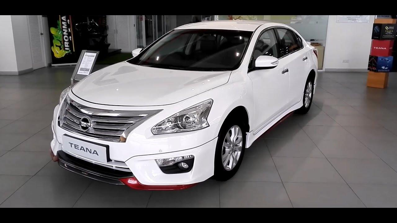 Nissan Teana II Restyling 2011 - 2014 Sedan #4