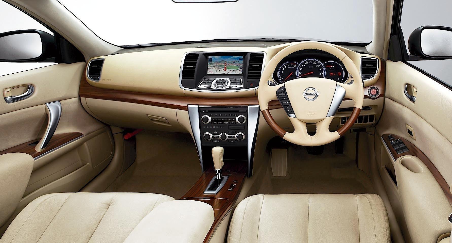 Nissan Teana II Restyling 2011 - 2014 Sedan #7