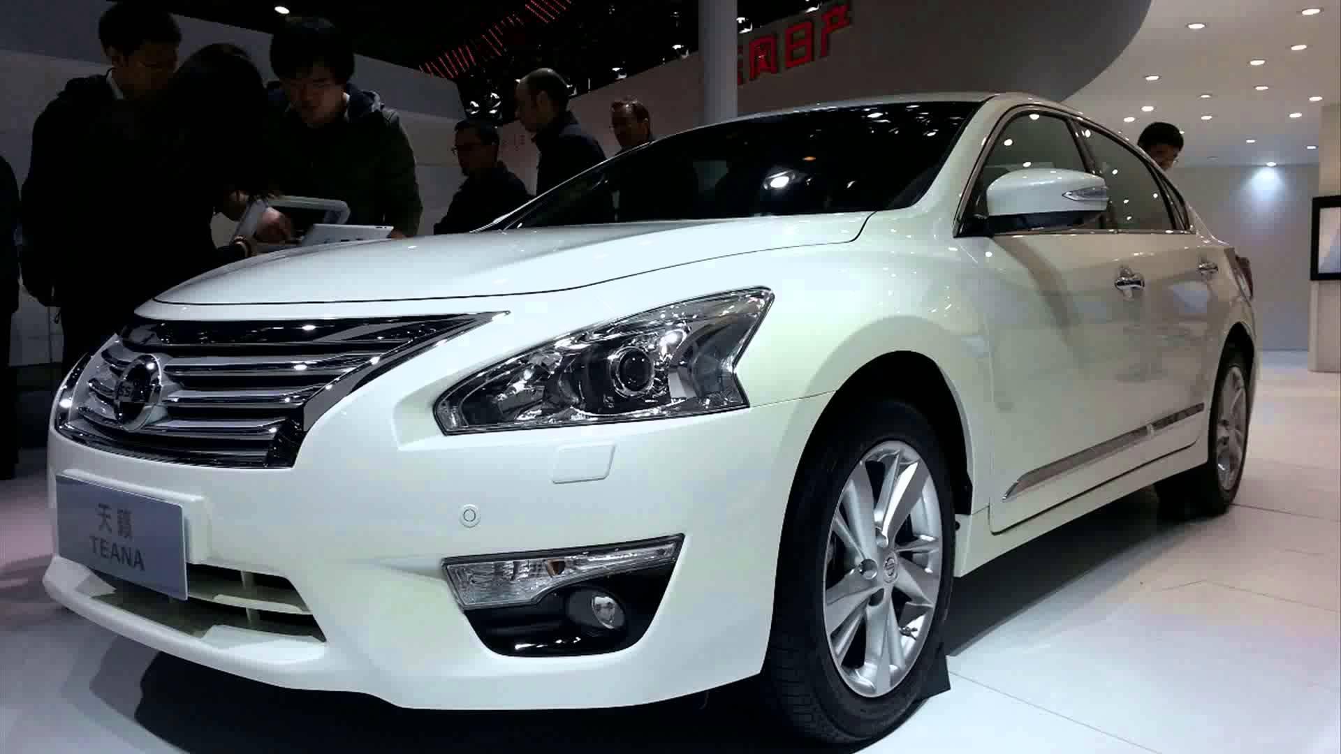 Nissan Teana III 2014 - now Sedan #6