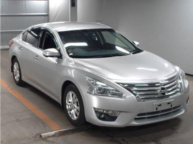 Nissan Teana III 2014 - now Sedan #5