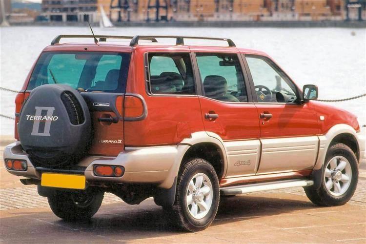 Nissan Terrano II Restyling 2 1999 - 2006 SUV 3 door #3