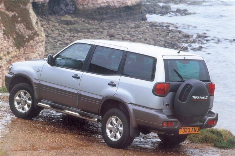 Nissan Terrano II Restyling 2 1999 - 2006 SUV 3 door #2