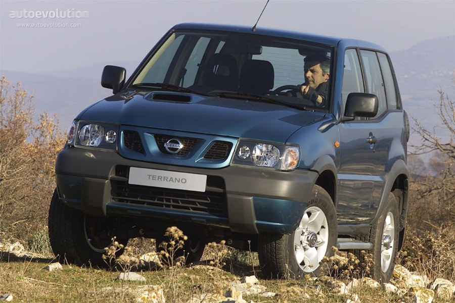 Nissan Terrano II Restyling 2 1999 - 2006 SUV 3 door #6