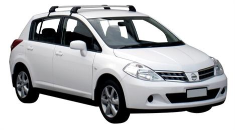Nissan Tiida I 2004 - 2012 Hatchback 5 door #1