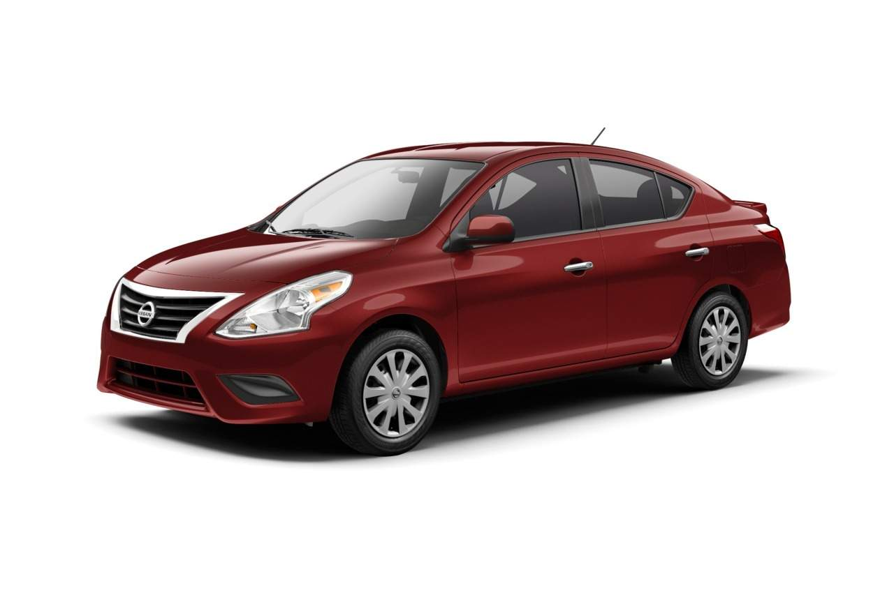 Nissan Versa II Restyling 2014 - now Sedan #3