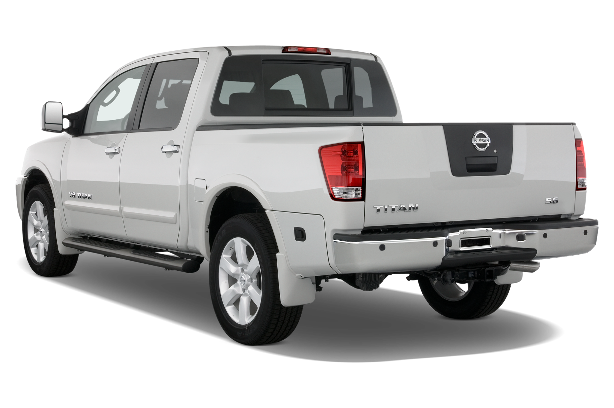 Nissan Titan II 2015 - now Pickup #3