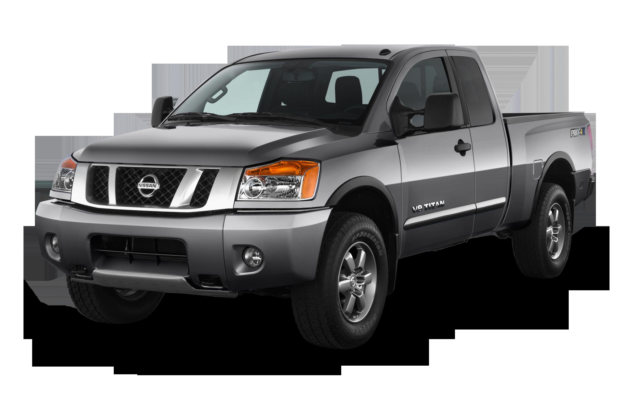 Nissan Titan II 2015 - now Pickup #4