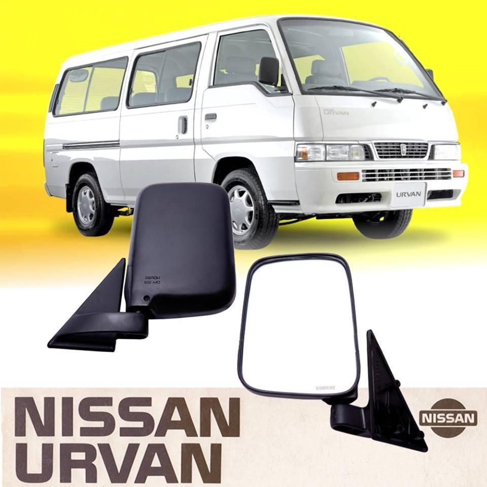 Nissan Urvan III (E24) 1986 - 2001 Minivan #3