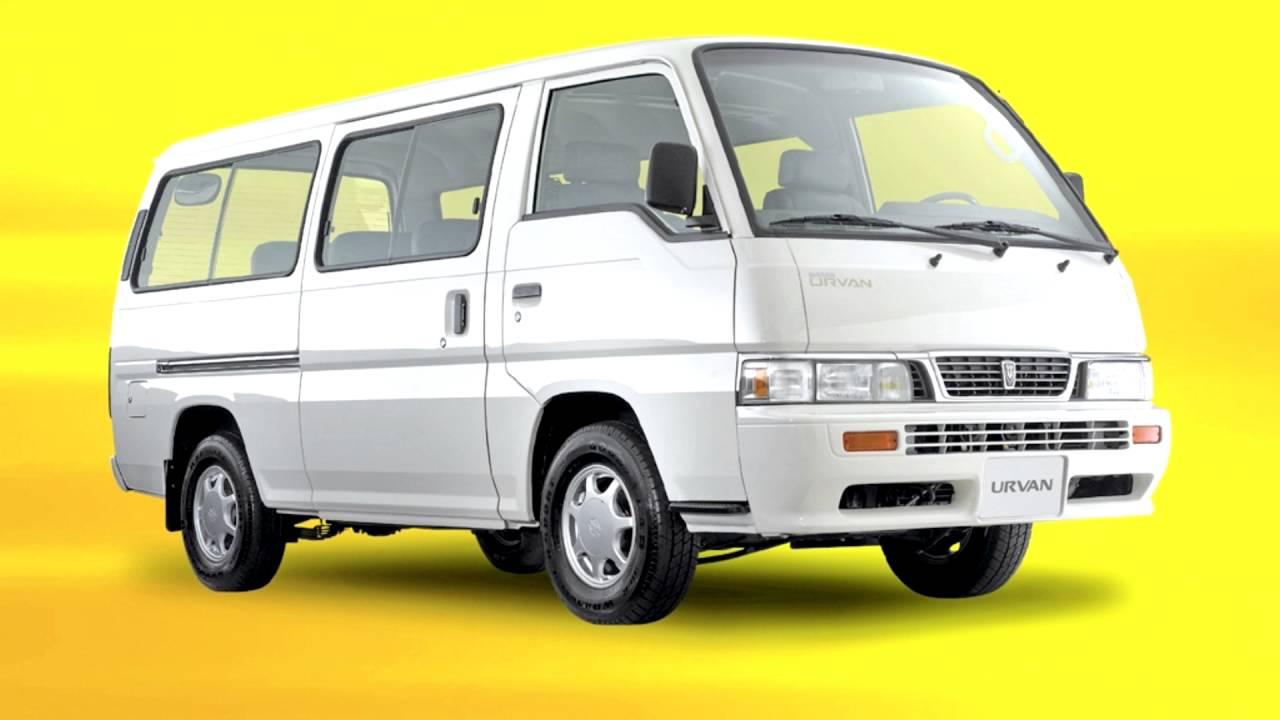 Nissan Urvan III (E24) 1986 - 2001 Minivan #6