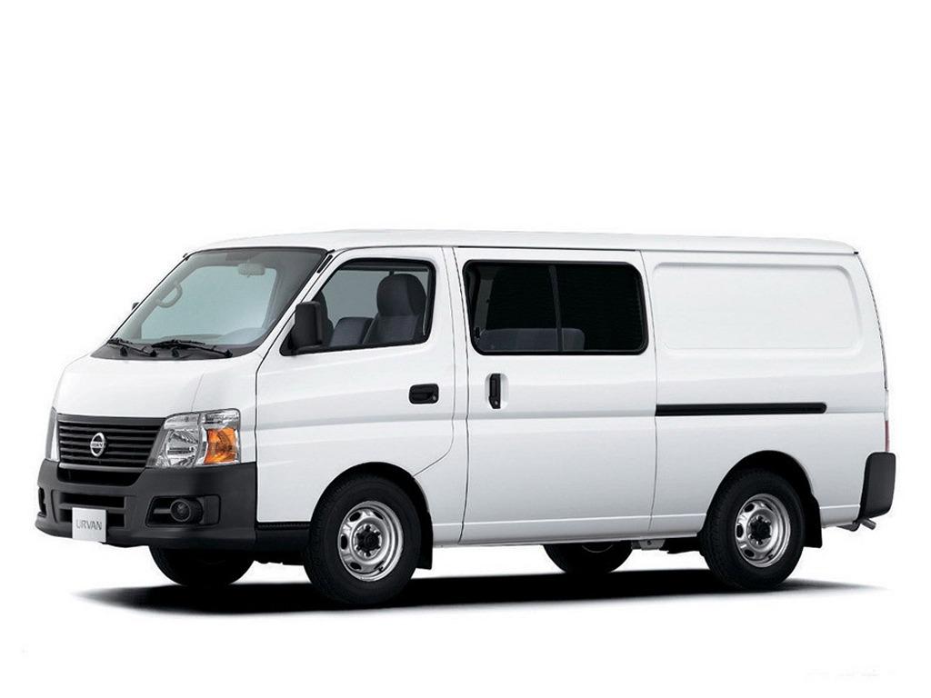 Nissan Urvan IV (E25) 2001 - 2012 Minivan #2