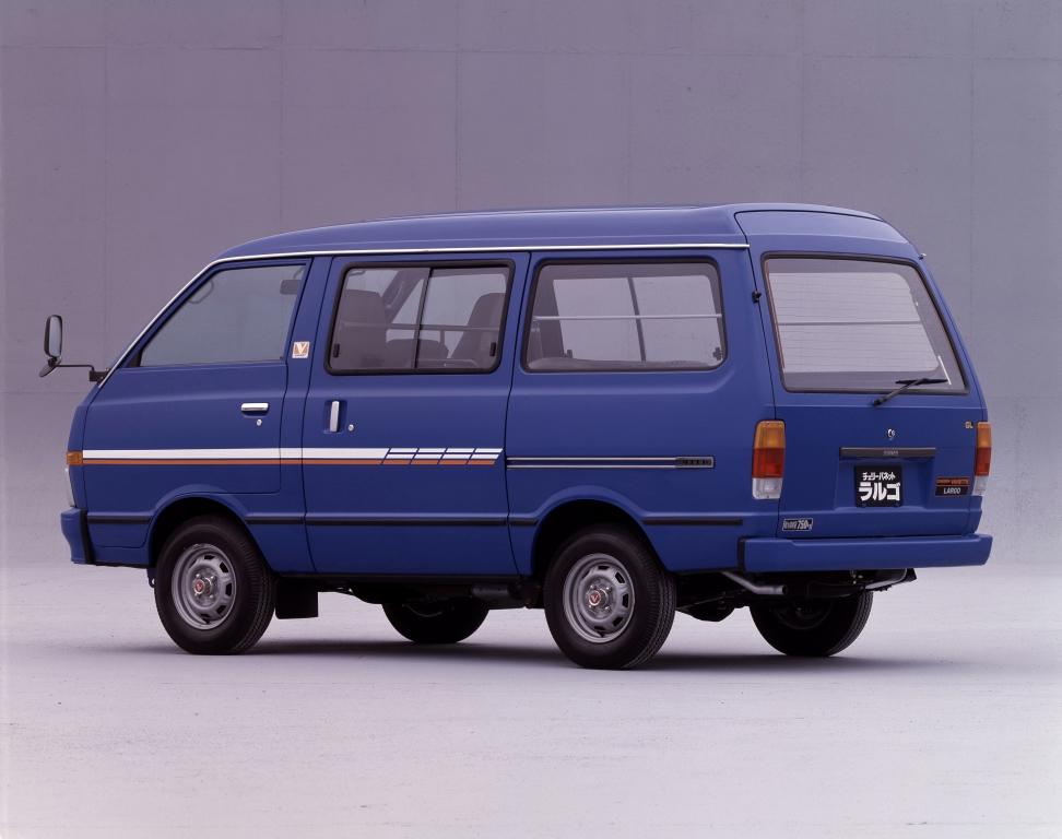 Nissan Vanette I 1978 - 1988 Minivan #2