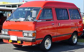 Nissan Vanette I 1978 - 1988 Minivan #7