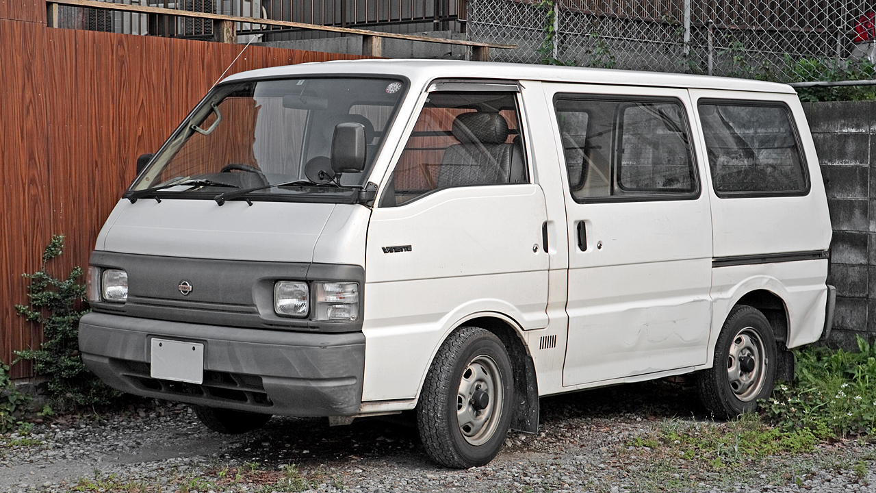 Nissan Vanette I 1978 - 1988 Minivan #1