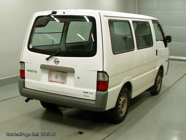 Nissan Vanette III 1991 - 2002 Minivan #3