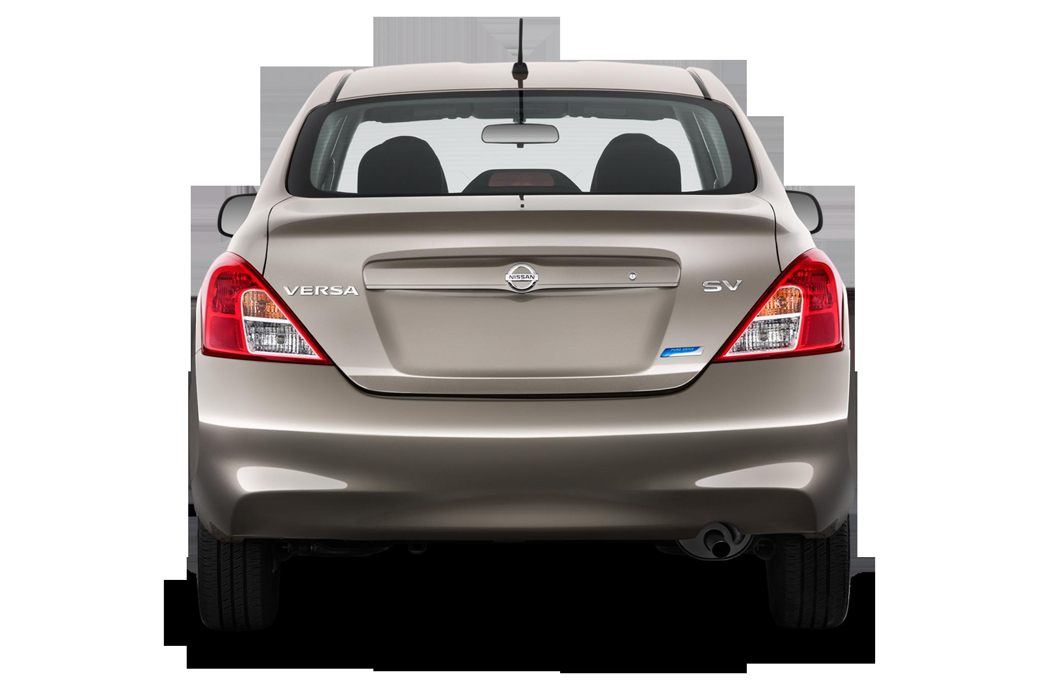 Nissan Versa I 2006 - 2012 Sedan #2