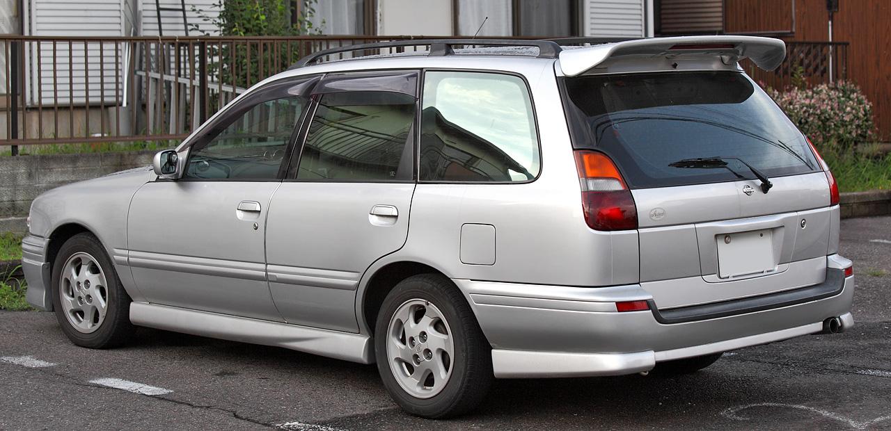 Nissan Wingroad I (Y10) 1996 - 1999 Station wagon 5 door #2